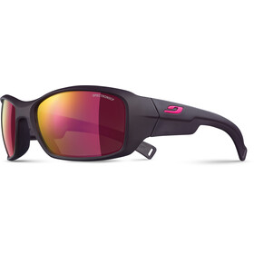 Julbo Junior 8-12Y Rookie Spectron 3CF Sunglasses Aubergine-Multilayer Pink